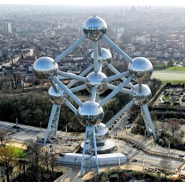 Brussel, België, Brugmann